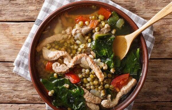 healthy meals Munggo Guisado