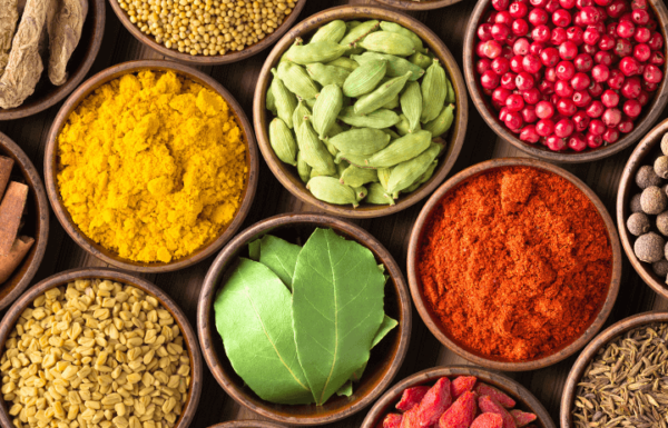 about herbs, spices, and natural flavorings