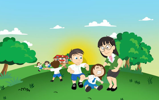 School on the hill_20