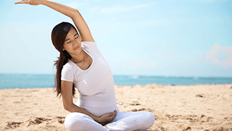 ergonomic design during early pregnancy