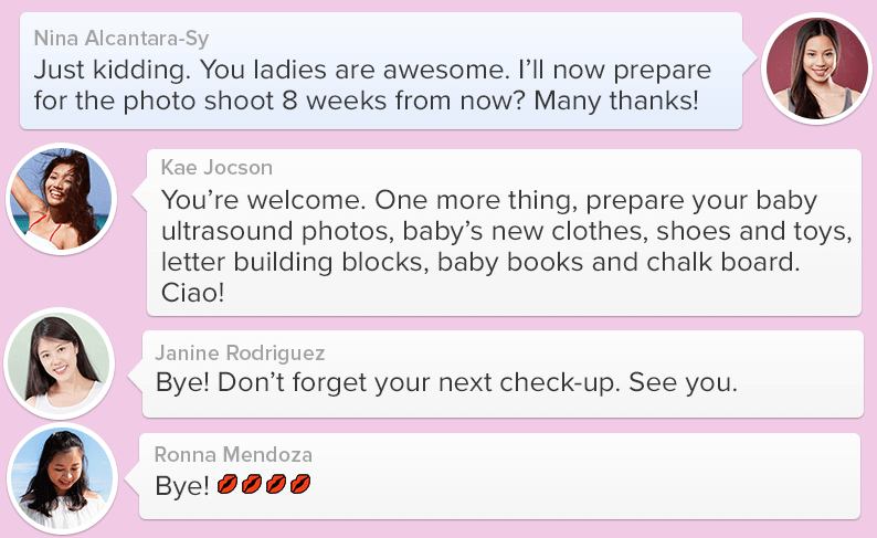 pregnant moms sharing experience_9