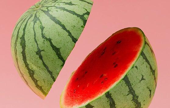 fiber in watermelon